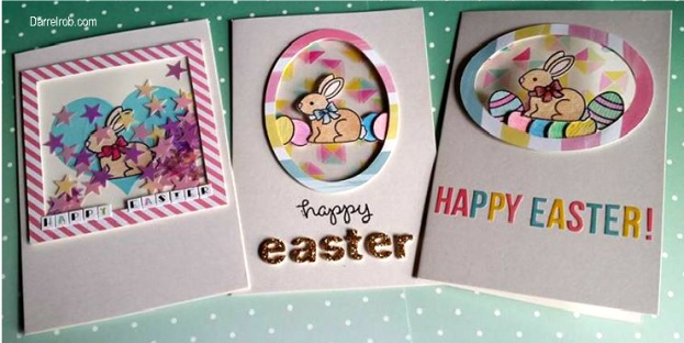 dear lizzy easter cards